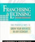 Luật Franchising