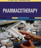 PHARMACOTHERAPY Edited by Farid Badria