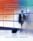 Financial Reporting, Financial Statement Analysis, and Valuation A Strategic Perspective