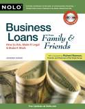 Business Loans from Family & Friends