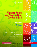 Number Sense and Numeration, Grades 4 to 6 Volume 4 Division