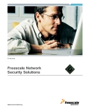 Freescale Network   Security Solutions