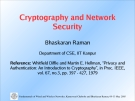 File Cryptography  and Network Security