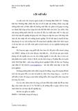 Đề tài : Phân tích các yếu tố tác động đến thương mại điện tử Megabuy.vn