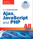 Sams Teach Yourself Ajax, JavaScript, and PHP All in One
