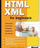 HTML & XML for Beginners