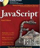 JavaScript Bible Sixth Edition