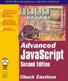 Advanced  JavaScript Second Edition