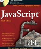 JavaScript Bible, 6th Edition