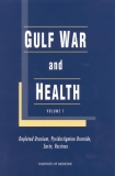 Gulf War and Health Volume 1. Depleted Uranium, Sarin, Pyridostigmine Bromide, Vaccines