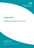 Lung cancer - The diagnosis and treatment of lung cancer