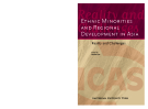 Ethnic Minorities And Regional Development In Asia  -  Reality And Challenges