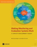 Making monitoring and evaluation systerms work a capacity development toolkitInteractive textbook at www/worldbank.org/pdt1. Structure and Organizational Alignment for M&E