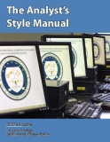 The analyst's style manual