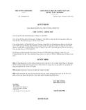 Quyết định số 1356/QĐ-TTg