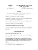 Nghị định số 70/2012/NĐ-CP