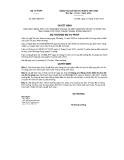 Quyết định số 2561/QĐ-BTP