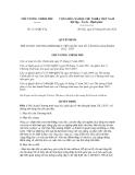 Quyết định số 1211/QĐ-TTg