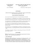 Quyết định số 1111/QĐ-UBND