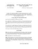 Quyết định số 4153/QĐ-UBND