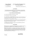Quyết định số 2343/QĐ-UBND