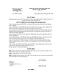 Quyết định số 190/QĐ-HQQNg