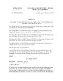 Thông tư số 157/2012/TT-BTC