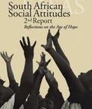 South African Social Attitudes - The 2nd Report