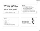 Chuyên đề 4 : Kế toán tài sản cố định - ĐH Mở