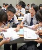 Cấp bách đổi mới giáo dục
