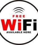 """""""Xài chùa"""" Wifi có thể gặp nguy hiểm"""