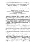 """BÁO CÁO """" NGHIÊN CỨU SỬ DỤNG HỆ ENZYME PECTINASE, CELLULASE CỦA VI KHUẨN B.SUBTILIS, P.LANTARUM VÀ NẤM MỐC A.NIGER, PH.CHRYSOSPORIUM ĐỂ XỬ LÝ LỚP NHỚT CỦA VỎ CÀ PHÊ  """""""