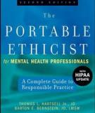 The Portable Ethicist for Mental Health Professionals A Complete Guide to Responsible Practice Second Edition