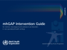 mhGAP Intervention Guide for mental, neurological and substance use disorders in non-specialized health settings