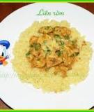 Cơm cà ri gà