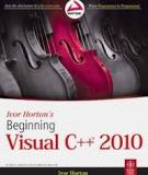 IVOR HORTON'S BEGINNING Visual C ++® 2012
