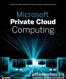 Microsoft® Private Cloud Computing