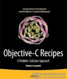 Objective-C Recipes