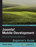 Joomla! Mobile Development Beginner's Guide