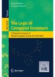 The Logic of Catagorial Grammars