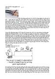 Cách viết đề cương nghiên cứu khoa học