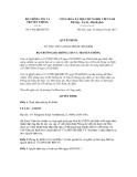 Quyết định số 1962/QĐ-BTTTT