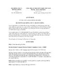 Quyết định số 1967/QĐ-BTTTT