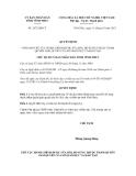 Quyết định số  2872/QĐ-CT