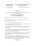 Nghị quyết số 21/2012/NQ-HĐND8