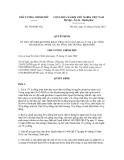 Quyết định số 1584/QĐ-TTg