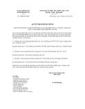 Quyết định số 1988/QĐ-UBND