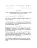 Quyết định số 1457/QĐ-TTg