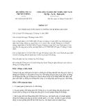 Thông tư số 14/2012/TT-BTTTT