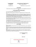 Quyết định số  986/QĐ-UBND
